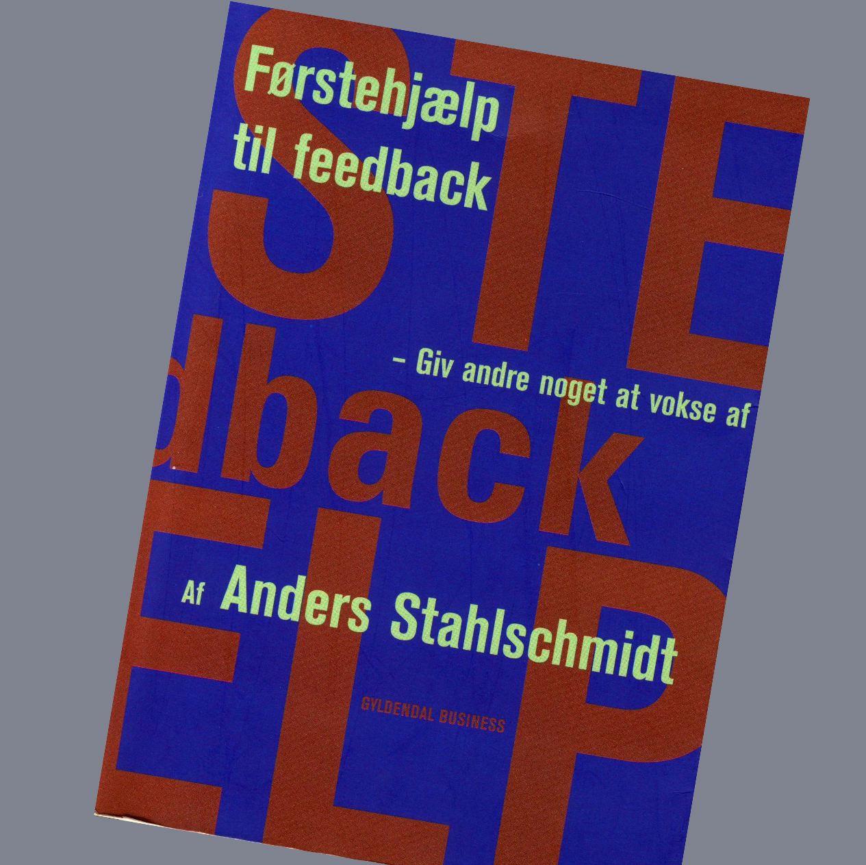 Førstehjælp til Feedback som E-bog